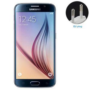 Téléphone portable Samsung Galaxy S6 6290 32Go Noir Téléphone