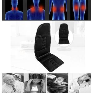 APPAREIL DE MASSAGE  Matelas de Massage Siège Massant Apppareil de Mass