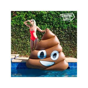 MATELAS GONFLABLE Matelas Gonflable Poo Emotion Adventure Goods