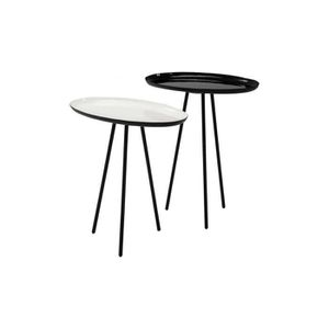 TABLE D'APPOINT Tables d appoint Uovo 2/set Kare Design