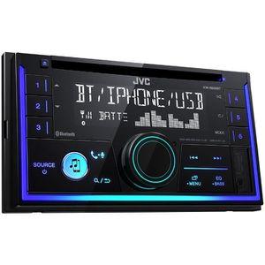 AUTORADIO JVC Autoradio 2 DIN Bluetooth KW-R930BT