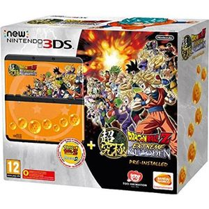 CONSOLE NEW 3DS New Nintendo 3DS: Console + Dragon Ball Z: Extreme