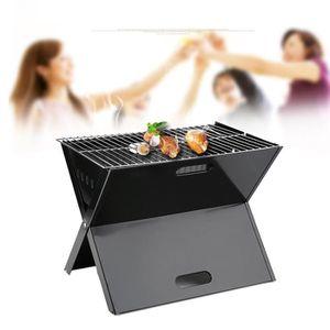 BARBECUE DE TABLE Barbecue de table grill pliant outil de cuisson us