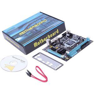CARTE MÈRE Carte MèRe Professionnelle H61 LGA 1155 DDR3 RAM C