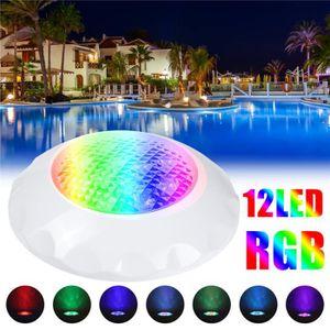 PROJECTEUR - LAMPE TEMPSA 12W 24V Projecteur Lampe Luminaire Spot LED