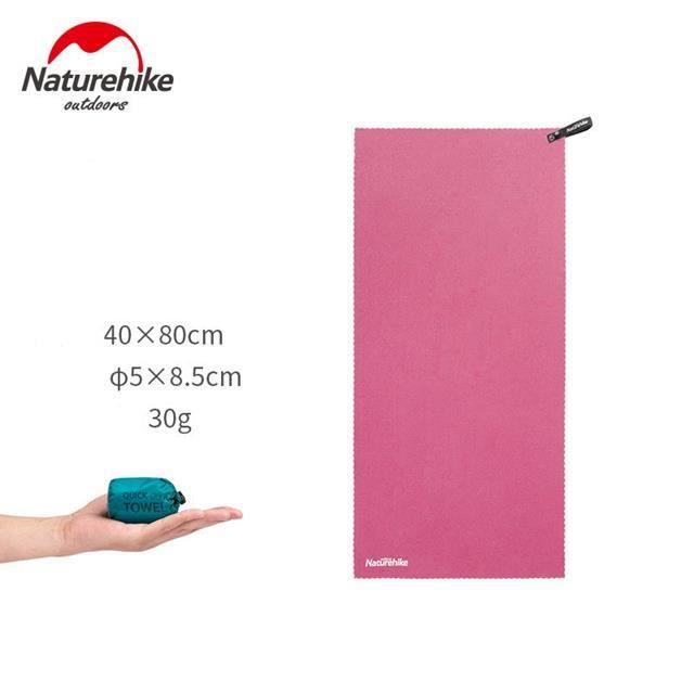 Serviettes absorbantes à séchage rapide serviettes en microfibre Ultra compactes et légères po - Modèle: Rose S Size - TEYYMJA01806