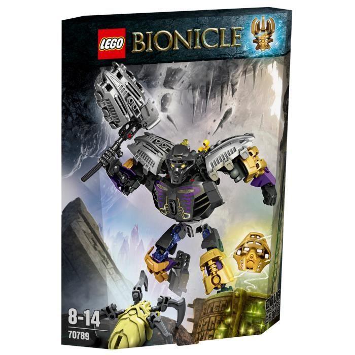 LEGO® Bionicle 70789 Onua – Maître de la Terre