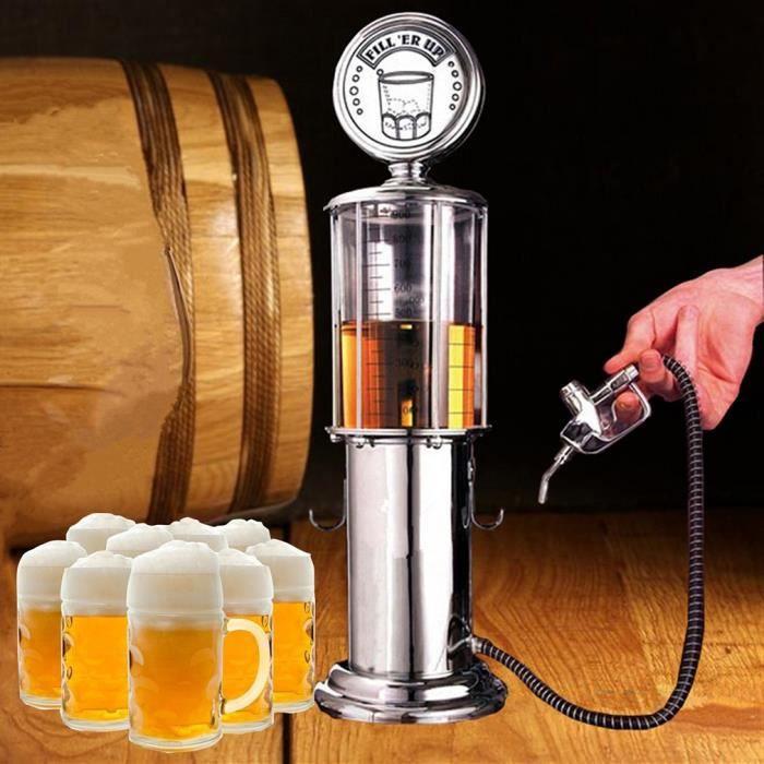 KRUPS Tireuse à bière Beertender Double Pompes Argent