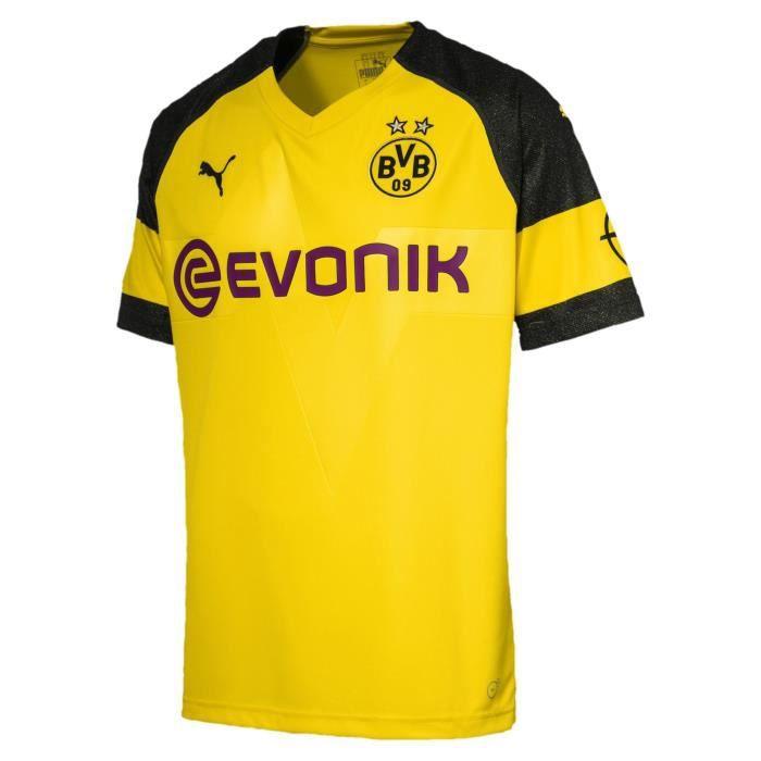 Maillot domicile junior Borussia Dortmund 2018/2019