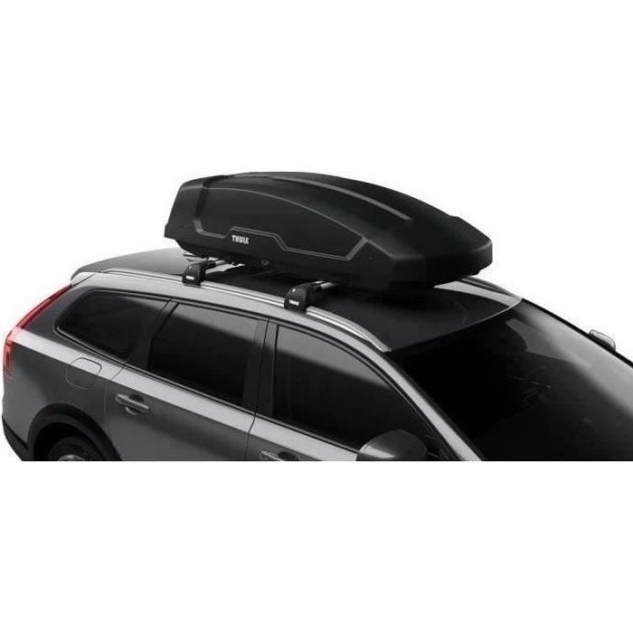 Thule Force XT M Coffre de toit polyvalent pour un usage quotidien