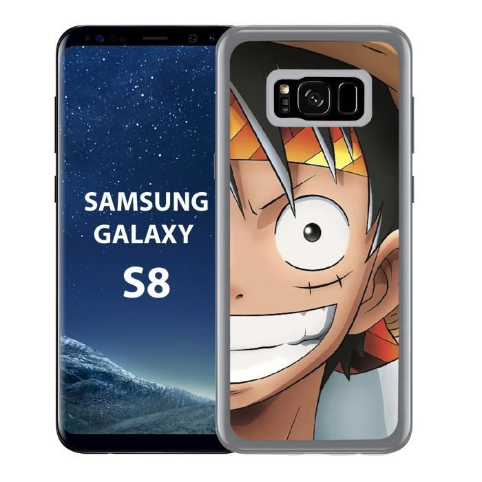 coque galaxy s8 one piece