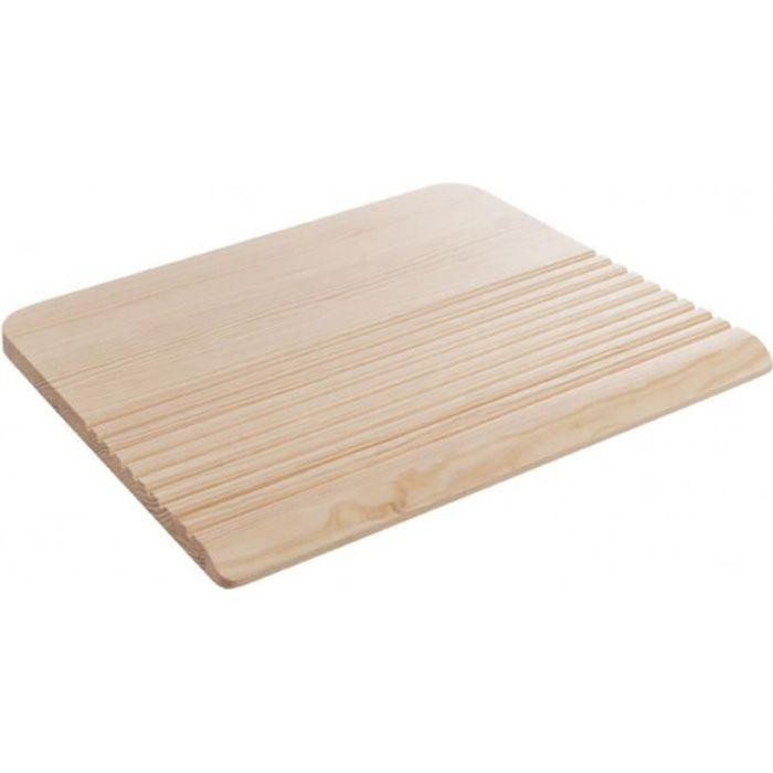 Planche Pour Laver Le Linge En Pin 52 X 45 Cm Epaisseur 2 2 Cm