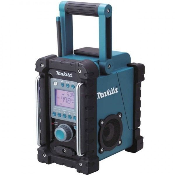 radio de chantier bmr100 makita radio cd cassette avis. Black Bedroom Furniture Sets. Home Design Ideas
