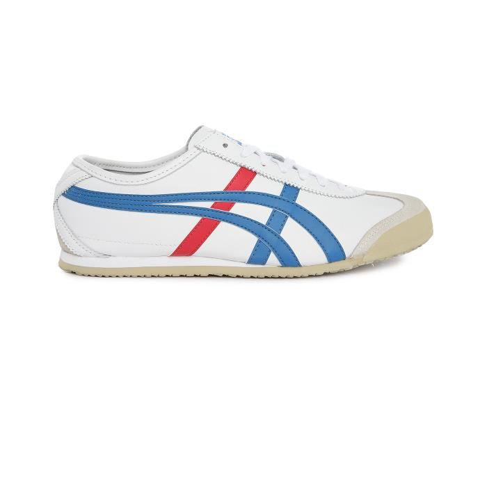 Mexico 66 OG Cuir Blanc pour homme bEkmb0