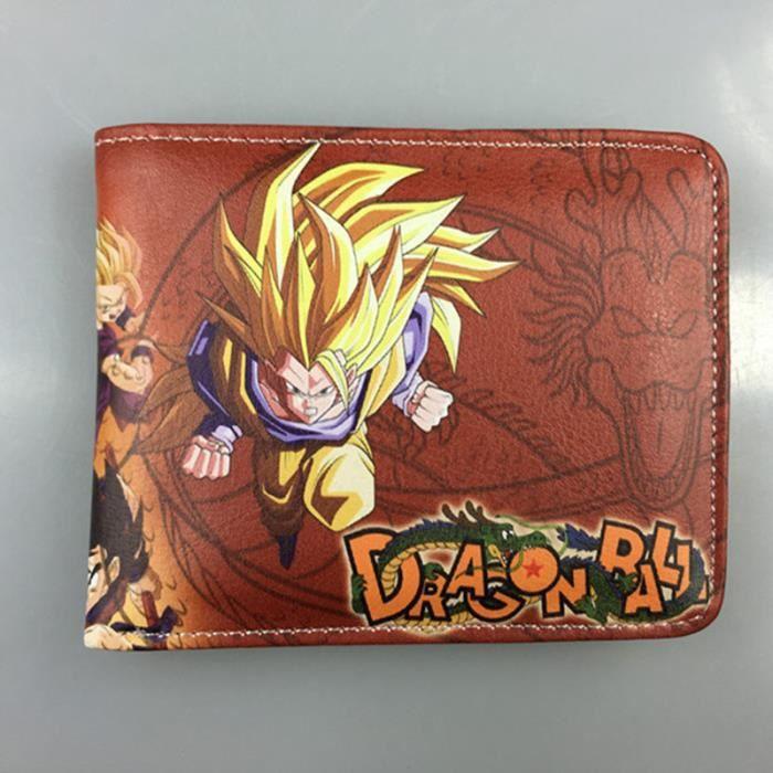Dragon Ball Z Porte-Monnaie Goku