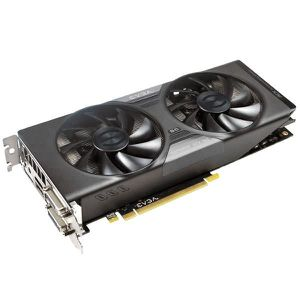 EVGA GeForce GTX 760 2Go DDR5