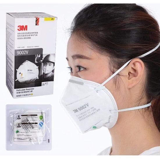 masque 3m grippe