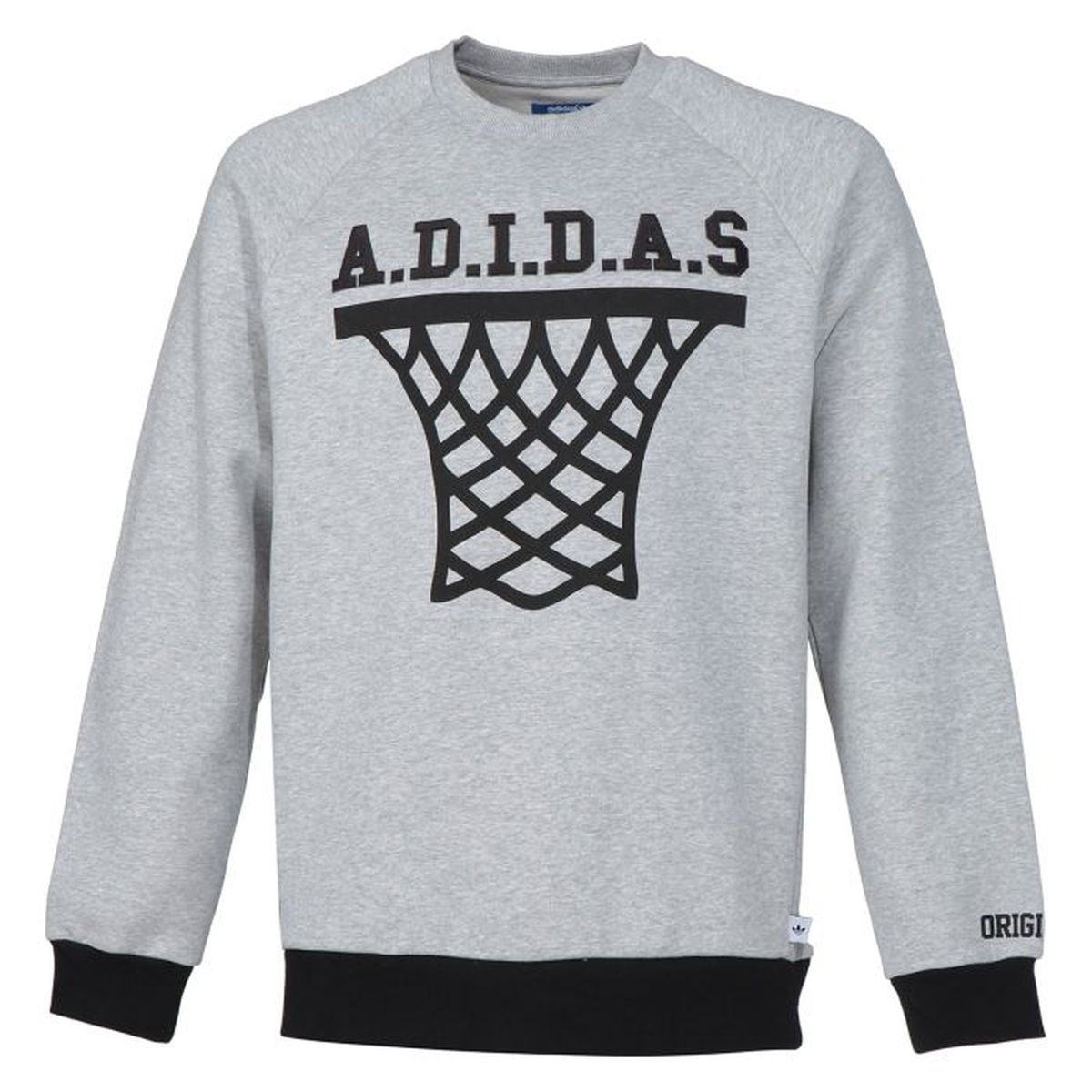 adidas sweat col rond