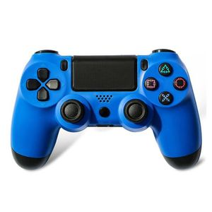 MANETTE JEUX VIDÉO Manette PS4 DualShock 4 Bleu V4[nouvelle version,v