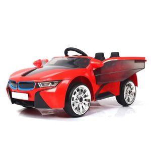 VOITURE ELECTRIQUE ENFANT ATAA CARS - Super 8 Sport batterie 12v - (Rouge) v