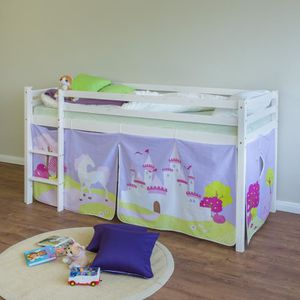 rideau tete de lit achat vente rideau tete de lit pas cher cdiscount. Black Bedroom Furniture Sets. Home Design Ideas