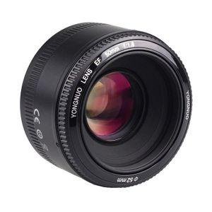 OBJECTIF YONGNUO 50mm F-1.8 Standard Prime-Objectif pour Ap
