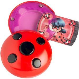 ROBOT - ANIMAL ANIMÉ MIRACULOUS Téléphone Magique Ladybug