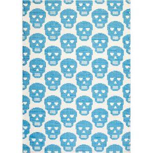 TAPIS Tapis pour enfant, WICKED bleu 120x170, par Pap...