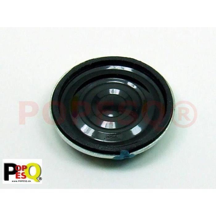 POPESQ® 1 pcs. x Haut parleur 4 Ohm 1W 28mm #A886