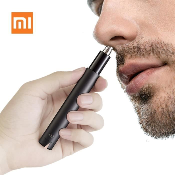 XIAOMI MIJIA Tondeuse Nez & Oreilles électrique Huanxing HN1 Trimmers Rasoir Cheveux portable étanche Soin de santé