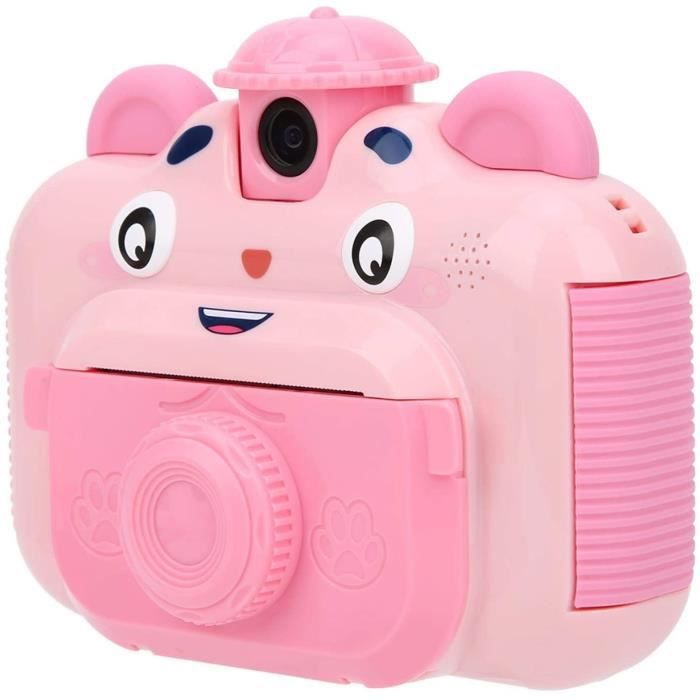 PLLO Appareil Photo pour Enfants, Appareil Photo Portable Anti-Chute pour Enfants, pour Les Enfants pour la Maison pour Les Am337