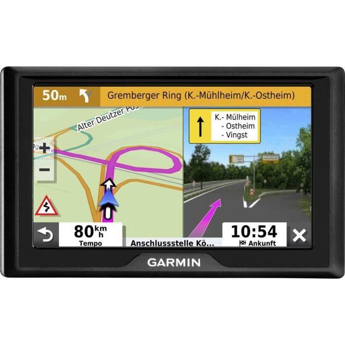 GPS auto 5 pouces Garmin Drive 52 MT-S EU Europe