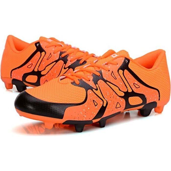 Chaussures de Foot pour terrain sec homme AG 15.6 - Orange