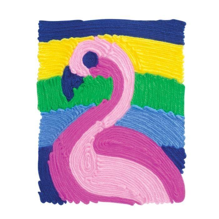 Splash Toys - Y'art Coffret flamant rose