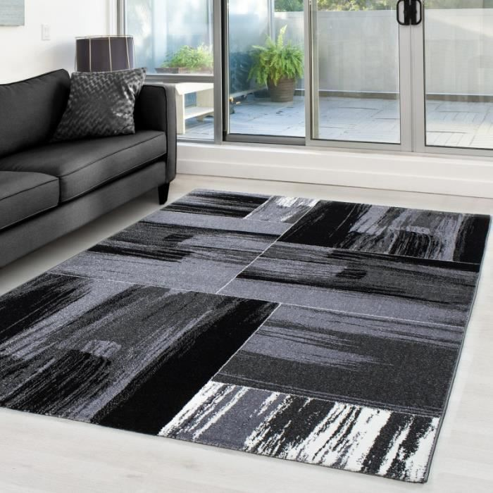 tapis moderne design lima achat vente tapis moderne design lima pas cher soldes d s le 10. Black Bedroom Furniture Sets. Home Design Ideas
