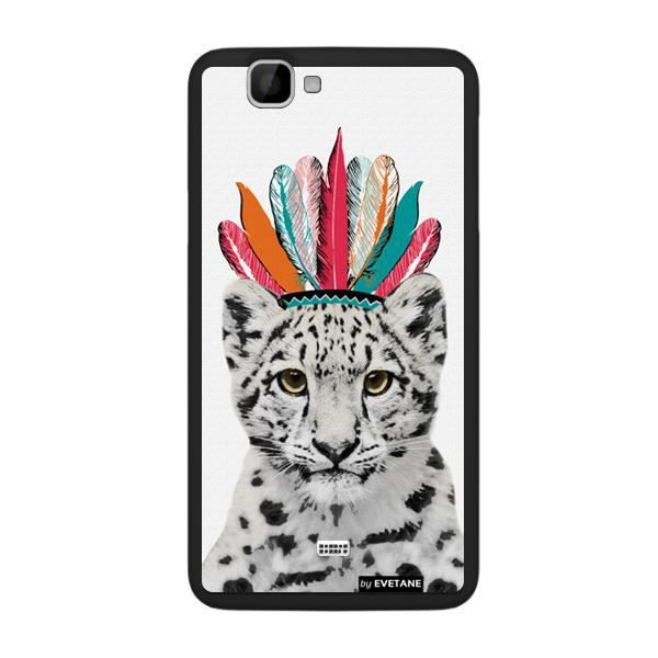 iphone video kit coque l 233 opard indien pour wiko rainbow achat coque 12432