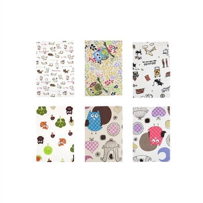 6 Pcs A4 Diy Modele De Stickers En Tissu Autocollants Decoratifs De Tissu Livraison Aleatoire De Modele Ht Achat Vente Tissu 6 Pcs A4 Diy Modele De Sticker Cdiscount