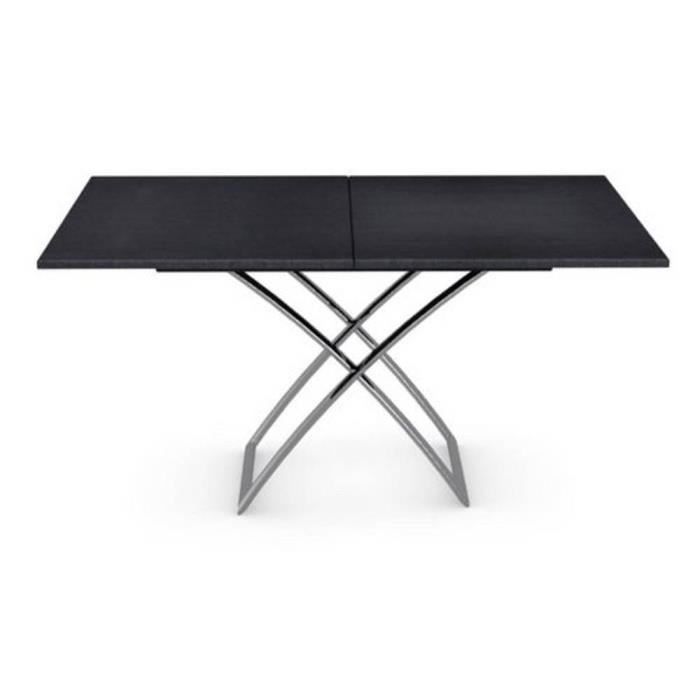 table basse relevable extensible italienne magi achat vente table basse table basse. Black Bedroom Furniture Sets. Home Design Ideas
