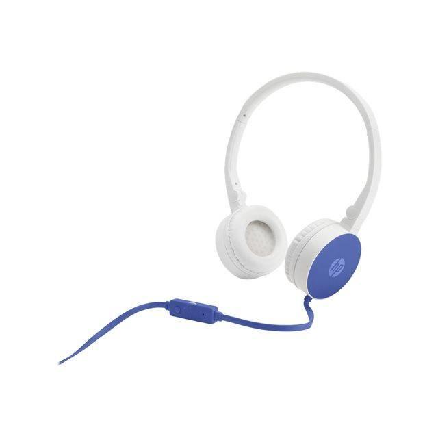 CASQUE AVEC MICROPHONE HP Casque stéréo avec micro - Stereo Headset H2800
