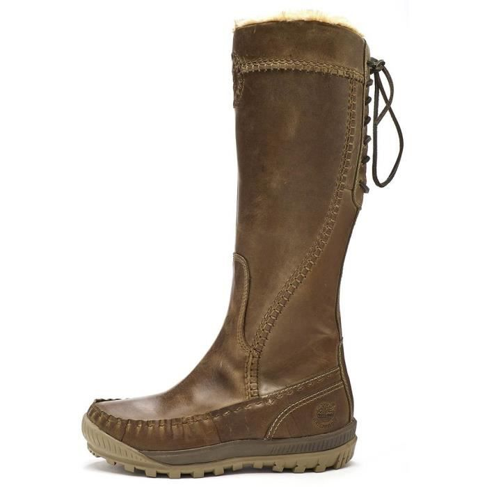 Tall Cuir Femme Timberland Holly Mount Zip Earthkeepers All tsrhxQdC