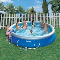 KIT PISCINE  Piscine autostable ronde 457x91
