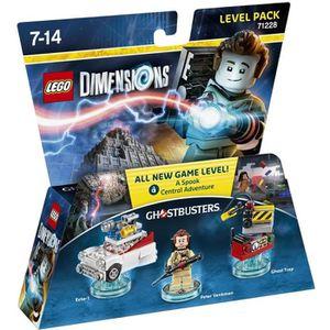 FIGURINE DE JEU Figurine LEGO Dimensions - Peter Venkman - Ghostbu