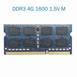 MÉMOIRE RAM Mémoire d'ordinateur portable Notebook RAM DDR3 4