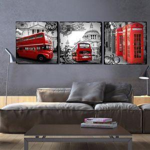 Europe Londres Architecture Toile Peindre Peinture Peinture