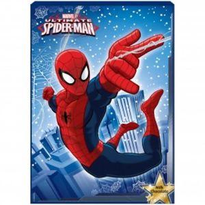 Calendrier De L Avent Spiderman.Noel Spiderman Calendrier De L Avent Chocolat 75g Achat
