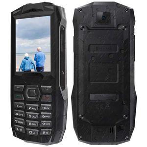 SMARTPHONE Telephone Portable Incassable, Téléphone Senior av