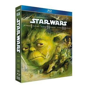 BLU-RAY FILM Star Wars - Episode I, The Phantom Menace, Star Wa