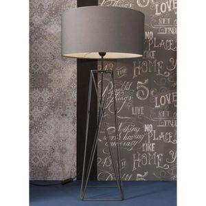 lampe a poser au sol achat vente lampe a poser au sol. Black Bedroom Furniture Sets. Home Design Ideas