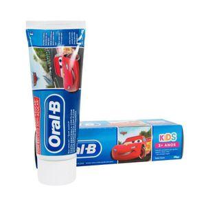 DENTIFRICE Oral B Kids Cars Dentifrice Pâte pour enfants 75ml