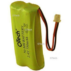 Batterie téléphone Piles/Batteries 2,4V 750mAh NiMh pour telephone…